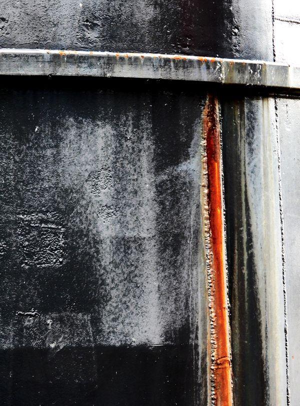Rust on a Fishing Boat Hull thumbnail