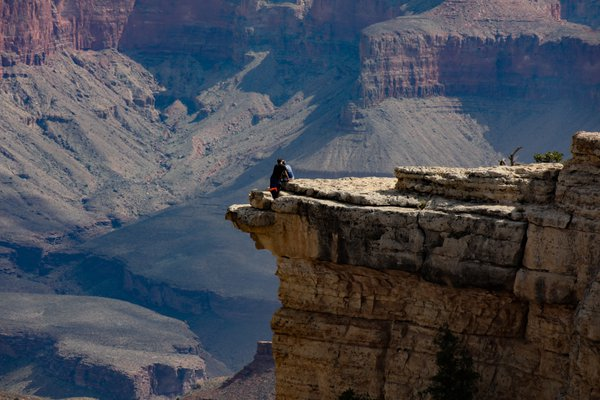 Breaking the Rules at the Grand Canyon thumbnail