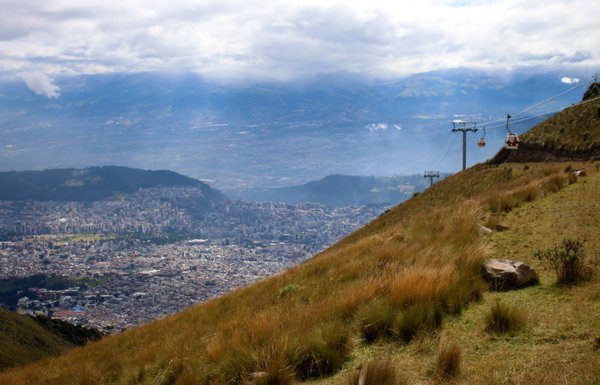 Overlooking Quito thumbnail