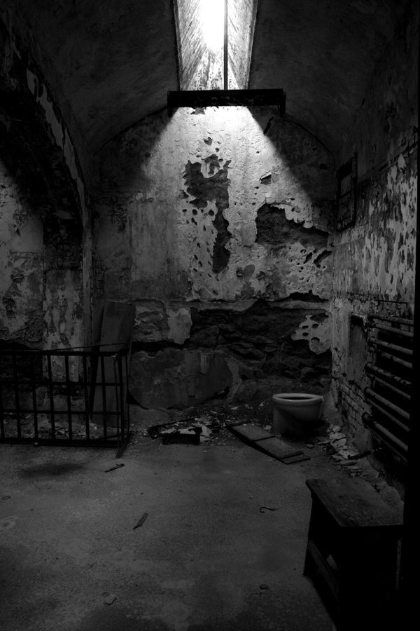 Eastern State Penitentiary:cell 4 thumbnail