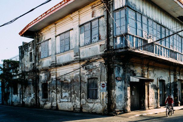 Spanish colonial period house in Vigan City, Philippines thumbnail