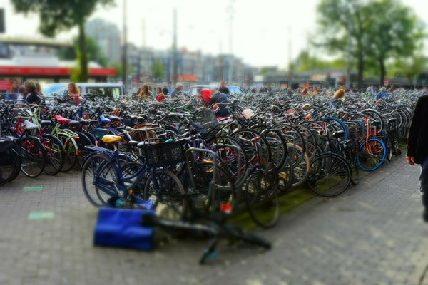 Amsterdam- bicycles capital of the world thumbnail
