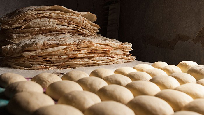 Tastes of Memory: How to Bake an Authentic Armenian Lavash