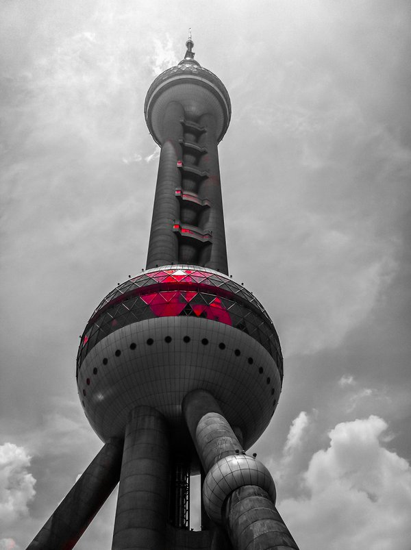 Oriental Pearl Tower Altered thumbnail