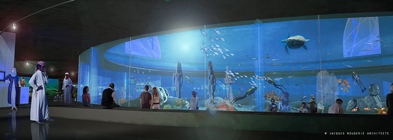 An Underwater Museum in Egypt Could Bring Thousands of Sunken Relics Into View