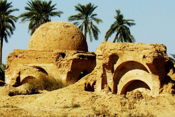 An old mausoleum thumbnail