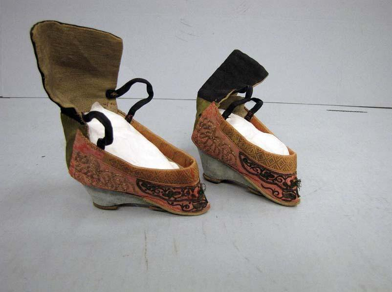 From the Smithsonian Collections: Famous Footwear