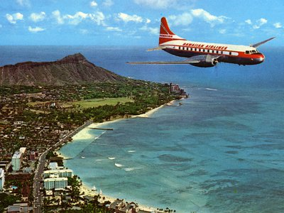 """""""Hawaii by Air"""" at the National Air and Space Museum explores the history of air travel to America's """"most exotic state."""""""