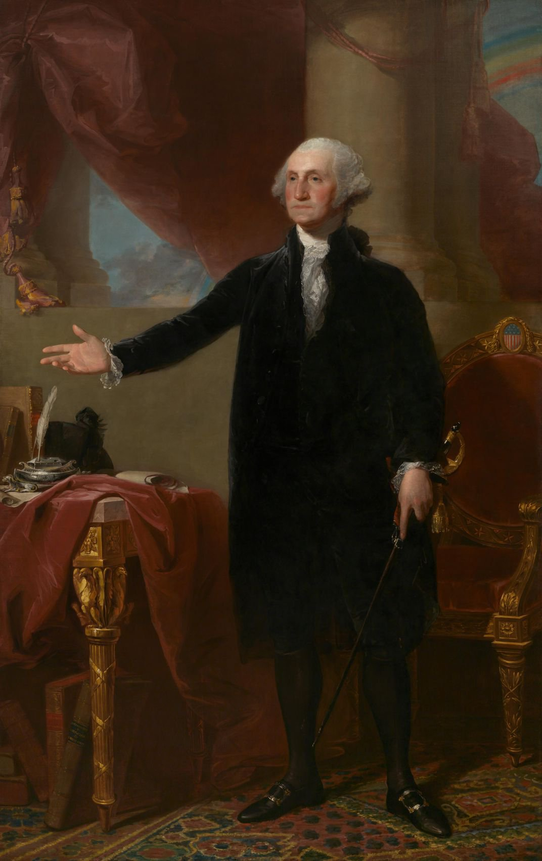 When George Washington Took a Road Trip to Unify the U.S.