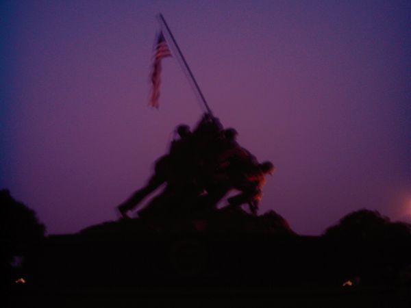 Iwo Jima at Sunset thumbnail