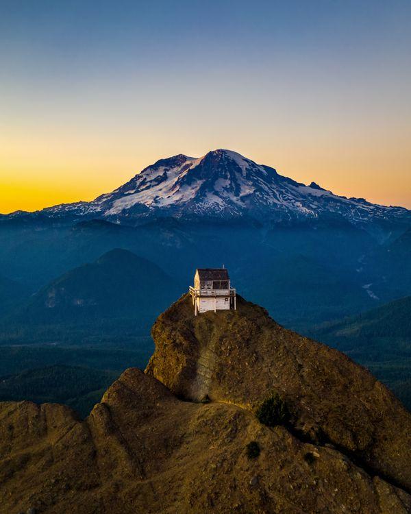 High Rock Sunset thumbnail