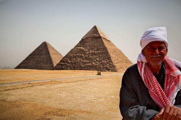 Giza Pyramids thumbnail