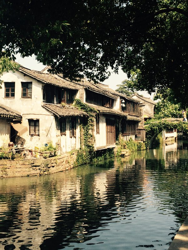 Classical Water Town Near Shanghai  thumbnail