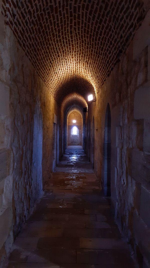 Hallways of Citadel of Qaitbay thumbnail