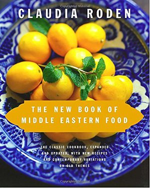 Preview thumbnail for The New Book of Middle Eastern Food