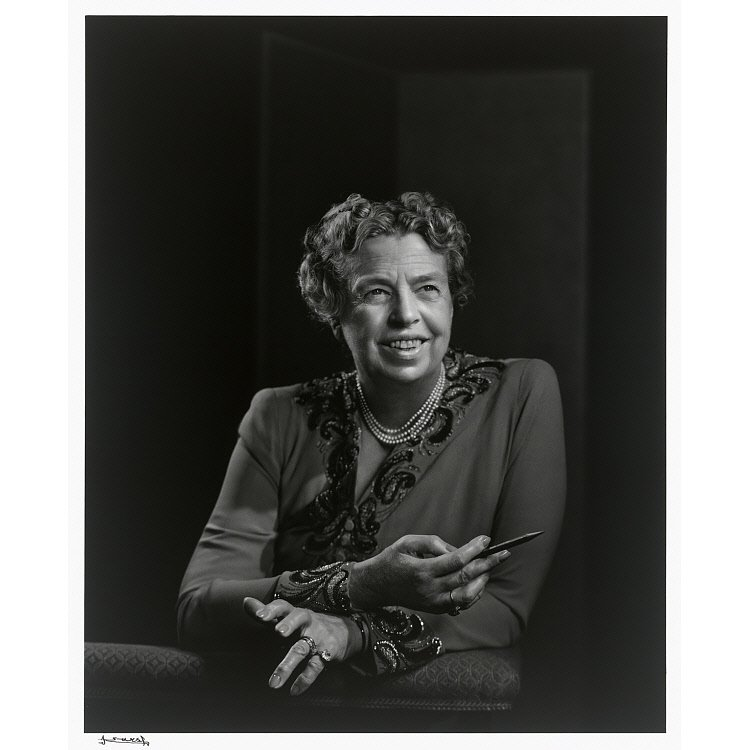 Collection of Eleanor Roosevelt's Writing Captures the First Lady's Lasting Relevance