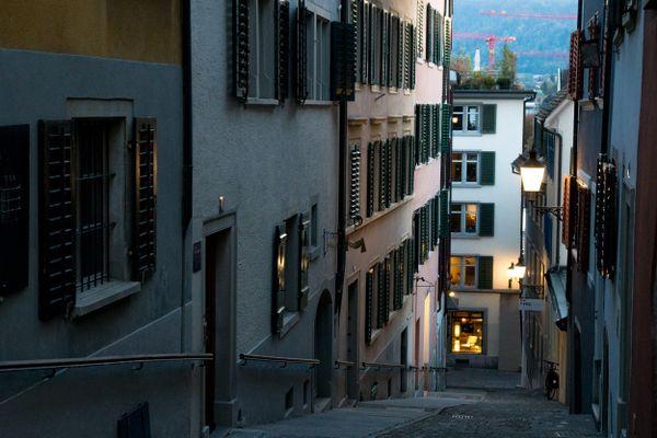 Evening in Zurich thumbnail