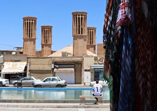 In Amir Chakhmaq Square, Yazd thumbnail