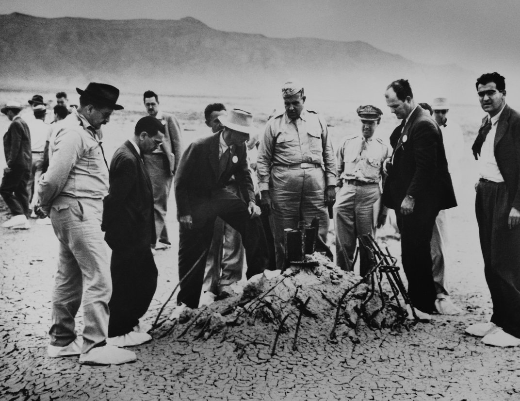 One of the Last Living Manhattan Project Scientists Looks Back at the Atomic Bomb Tests