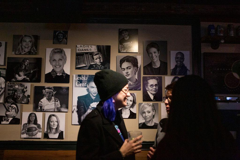 The Rise and Fall of America's Lesbian Bars