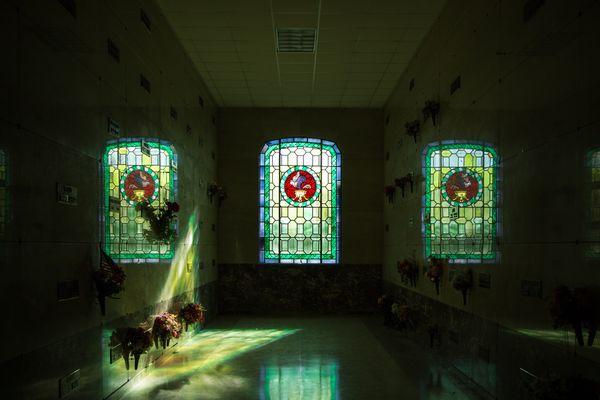 Sunlight Through The Mausoleum thumbnail
