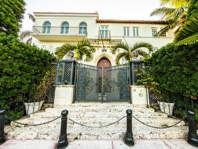 In 1997, the world gasped as Gianni Versace was shot to death on the doorstep of his Miami mansion.