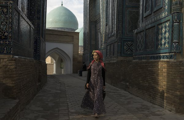 Shah-I-Zinda - Ancient Necropolis  thumbnail