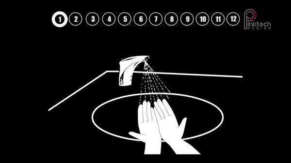 Preview thumbnail for This 'Health Mirror' Teaches Proper Handwashing
