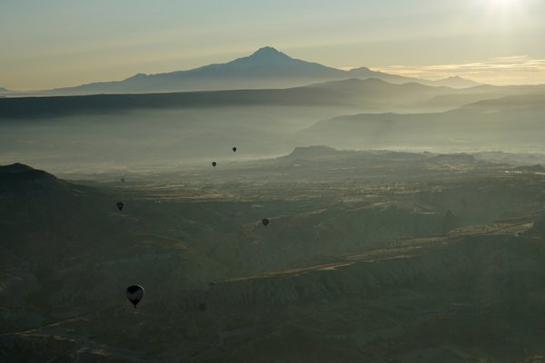 Sunrise in Cappadocia thumbnail