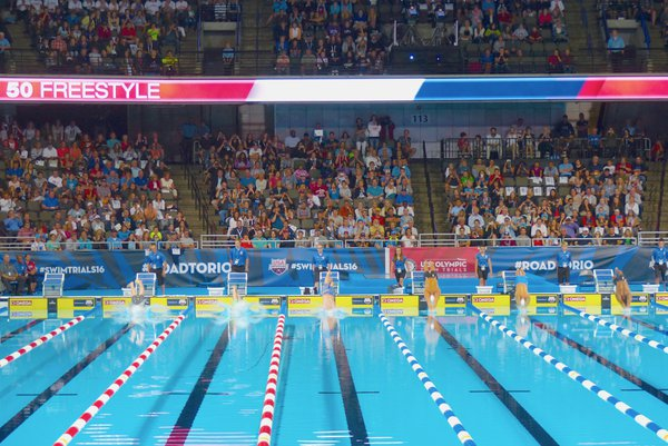 United States Olympic Swimming Trials  thumbnail