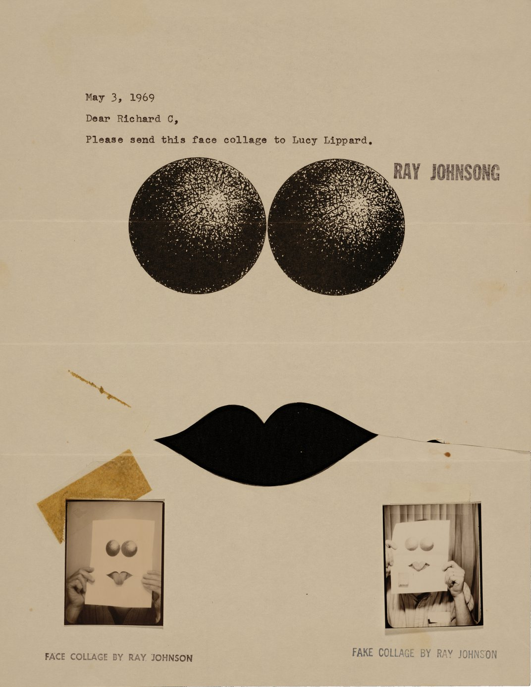 """Collaborative """"Mail Art"""" Puts the Post in Postmodernism"""