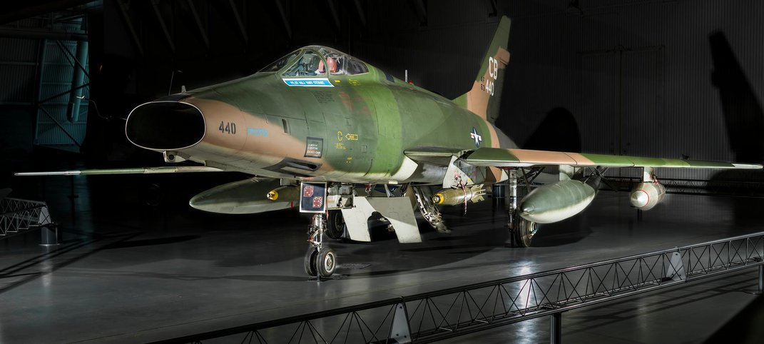 This Fighter Jet Turned the Tide During Vietnam's Decisive Tet Offensive