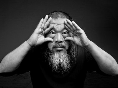 Ai Weiwei worked with Amnesty International and other groups to collect the stories of people imprisoned in 33 countries.