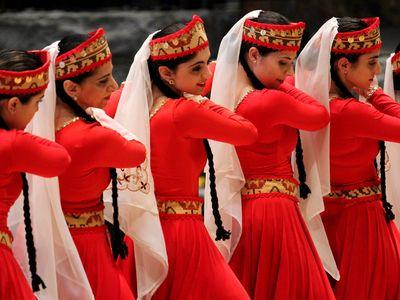 Arev Armenian Dance Ensemble