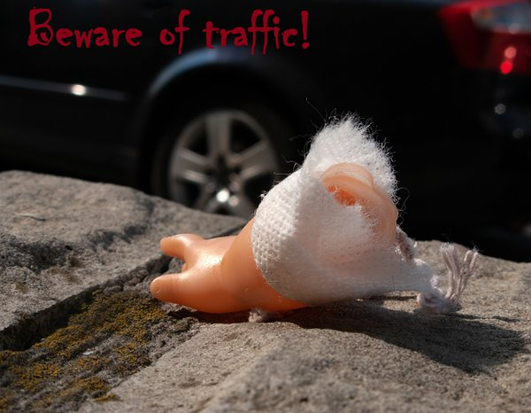 Beware of Traffic! thumbnail