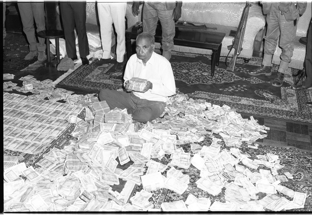 Thousands of Newly Unearthed Photographs Document Ugandans' Life Under Idi Amin
