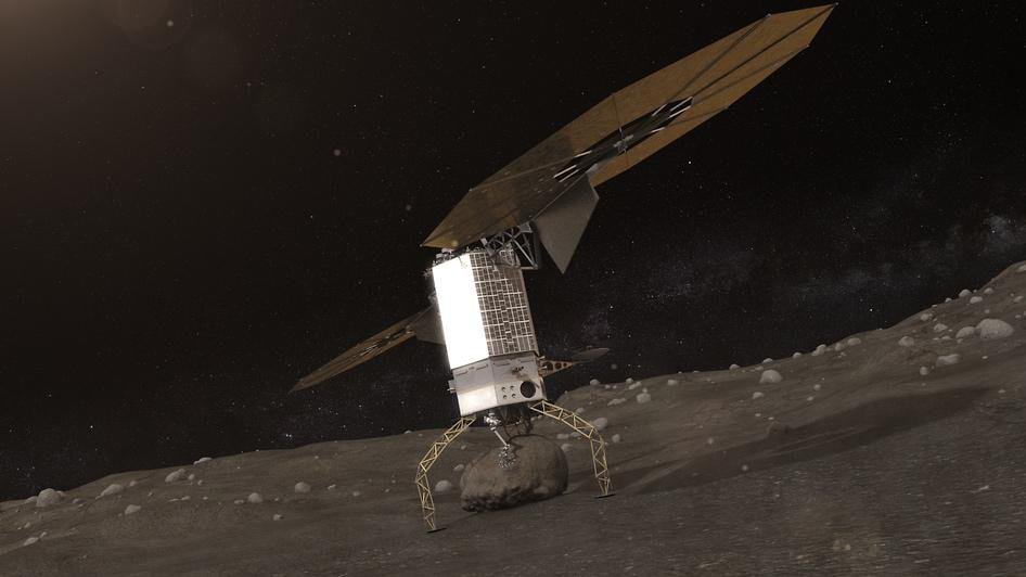 Asteroid Redirect Vehicle