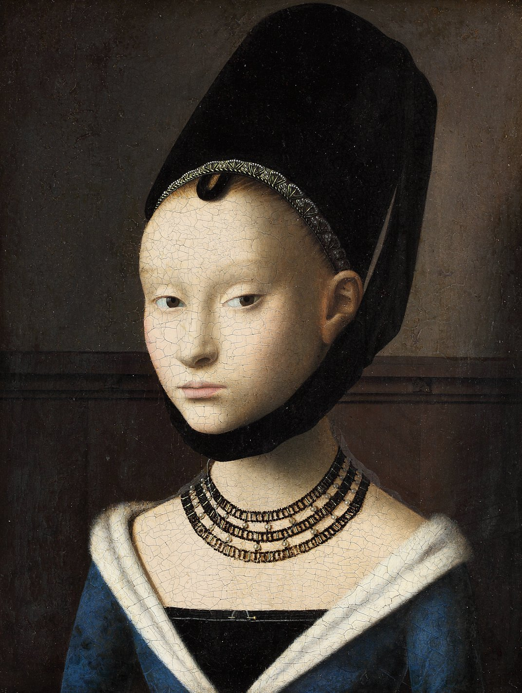 Exhibition of 100 Renaissance portraits highlights humans' lifelong desire to remember