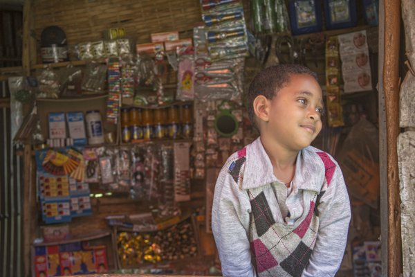 Ethiopian Child thumbnail