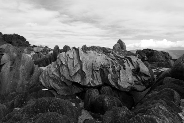 Strange Rocks or Corsican Landscape thumbnail