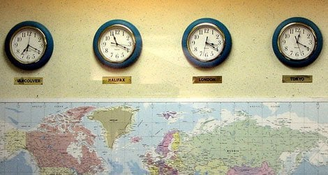 Could we ever have just one time zone?