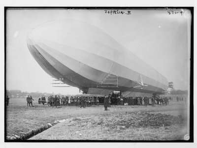 Would you take a trip on a Zeppelin?
