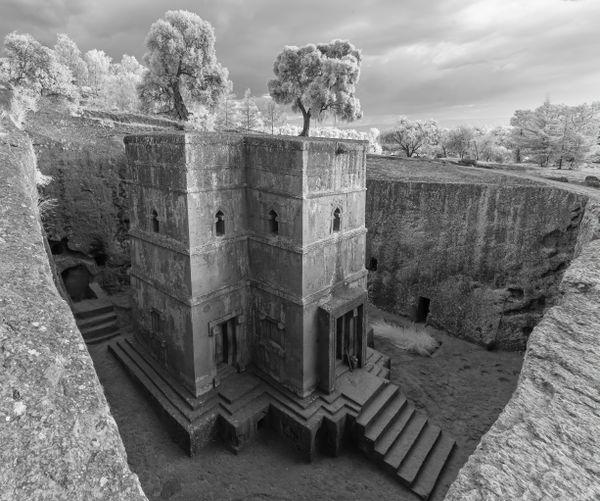Rock-Hewn Church - Lalibela, Ethiopia thumbnail