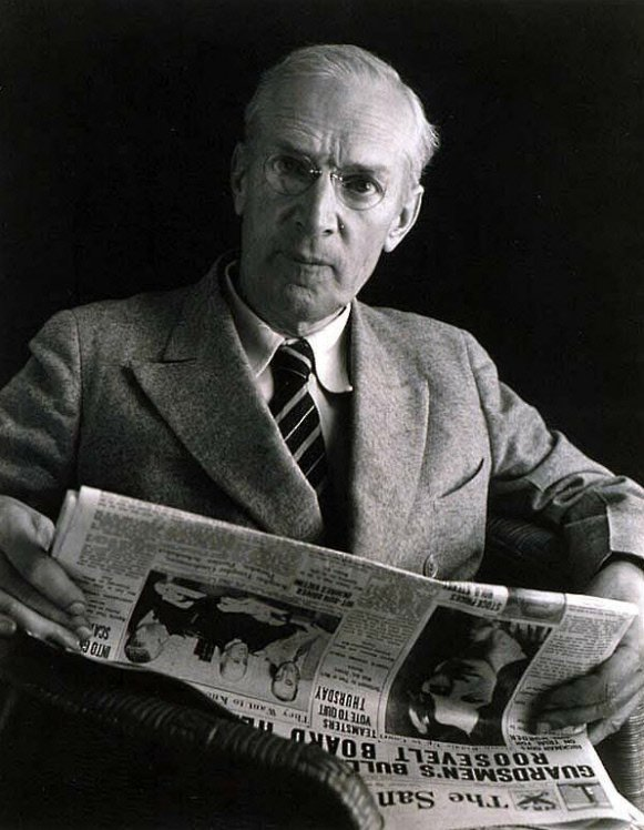 The Story of Muckraker Upton Sinclair's Dramatic Campaign for Governor of California