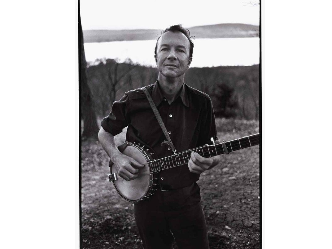 Grammy Nod to Folkways' Pete Seeger Collection Is a Fitting Tribute