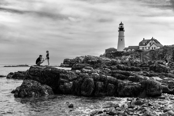 Portland Head Light in Maine thumbnail