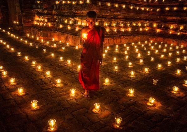 Thadinkyut lights thumbnail