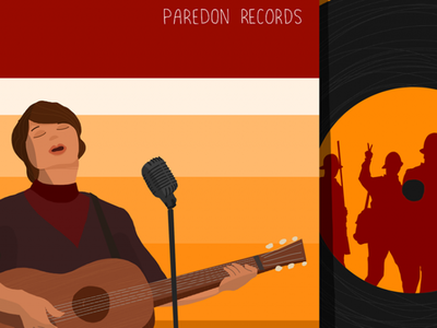 Paredon Records produced music that was literally revolutionary.