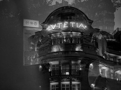 The ghosts of Nazis, French resistance fighters and concentration camp survivors still inhabit the grandest hotel on Paris' famed Left Bank.