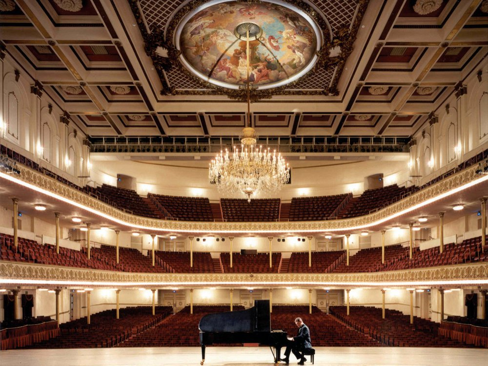 Music Hall, Cincinnati OH
